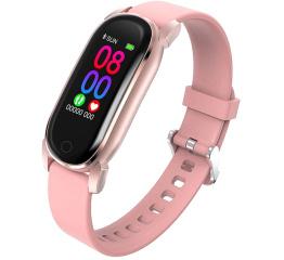 Купить Фитнес браслет YD8 pink
