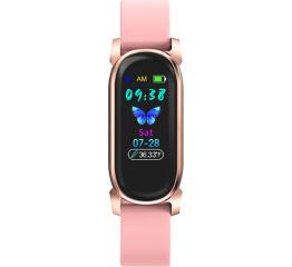 Купить Фитнес браслет YD8 pink в Украине