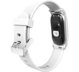 Купить Фітнес-браслет YD8 white в Украине