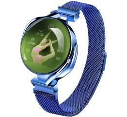 Купить Фитнес браслет Z38 blue