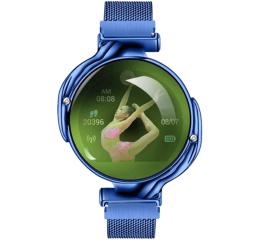 Купить Фитнес браслет Z38 blue в Украине