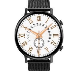 Купить Смарт-годинник DT96 Metal black в Украине