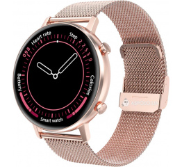 Купить Смарт часы UWatch DT96 Metal gold
