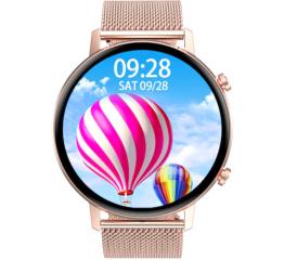 Купить Смарт часы DT96 Metal gold в Украине