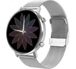 Купить Смарт часы UWatch DT96 Metal silver