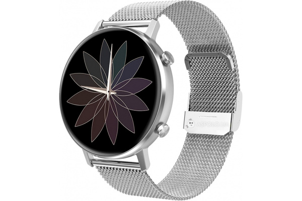 Смарт часы DT96 Metal silver