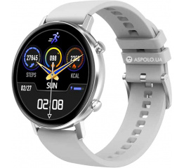 Купить Смарт-годинник DT96 silver