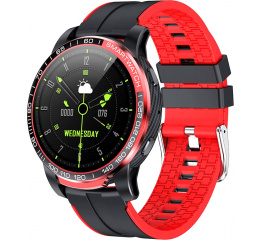 Купить Смарт-годинник GW20 black-red