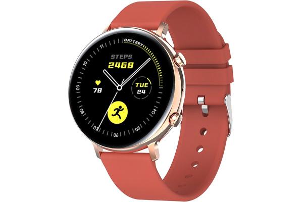 Смарт часы GW33 с ЭКГ red