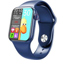 Купить Смарт-годинник HW12 40mm blue