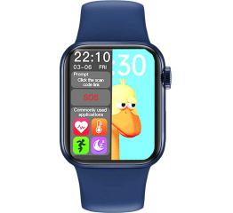 Купить Смарт-годинник HW12 40mm blue в Украине