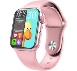 Купить Смарт часы HW12 40mm pink