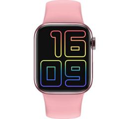 Купить Смарт-годинник HW12 40mm pink в Украине