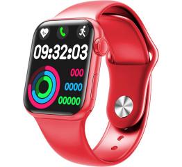 Купить Смарт-годинник HW12 40mm red