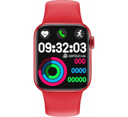 Купить Смарт-годинник HW12 40mm red в Украине