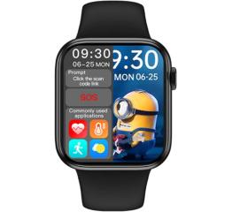 Купить Смарт часы HW16 44mm black в Украине