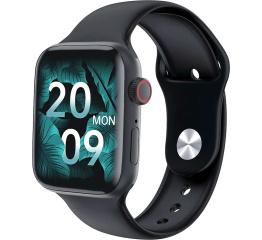 Купить Смарт часы HW22 Pro black