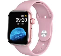 Купить Смарт часы HW22 Watch 6 44mm pink