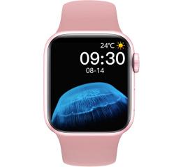 Купить Смарт часы HW22 Watch 6 44mm pink в Украине