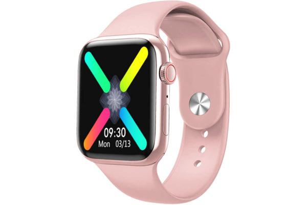 Смарт часы UWatch IWO 8 Lite pink