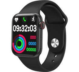 Купить Смарт-годинник IWO Series 6 black