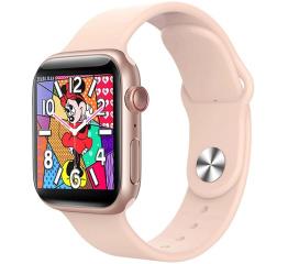 Купить Смарт-годинник IWO X7 pink