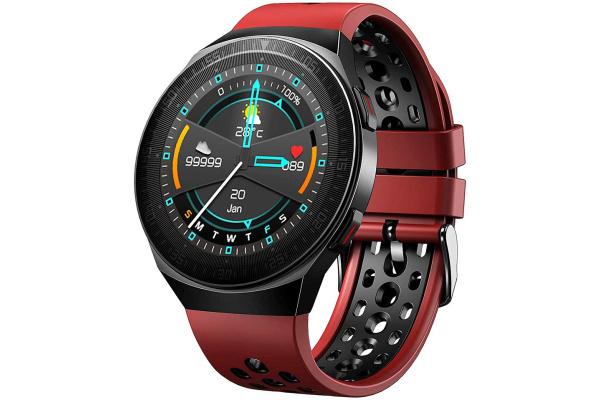 Смарт часы MT-3 red
