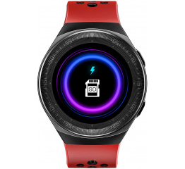 Купить Смарт-годинник MT-3 red в Украине