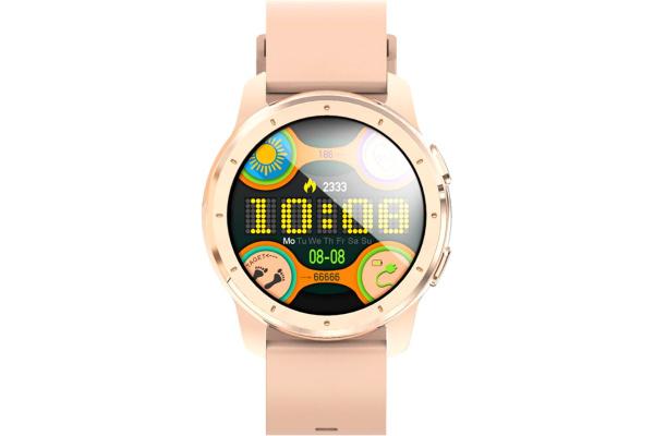 Смарт часы MX11 gold