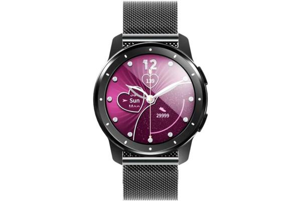 Смарт часы MX11 Metal black