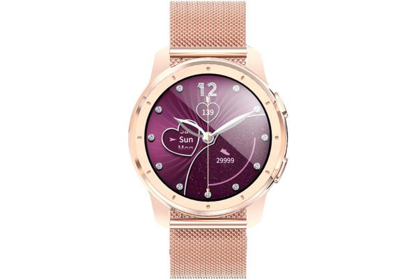Смарт часы MX11 Metal gold