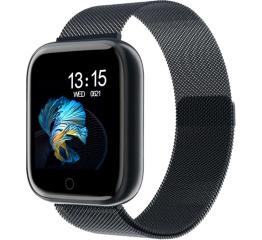 Купить Смарт часы P70S Metal black