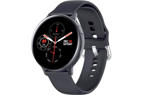 Смарт часы S20 с ЭКГ black