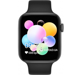 Купить Смарт часы IWO 8 Lite black в Украине