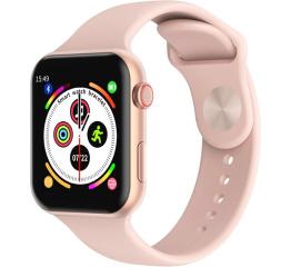 Купить Смарт часы UWatch T500 pink