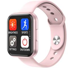 Купить Смарт-годинник T88 pink