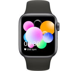 Купить Смарт часы T900 black в Украине