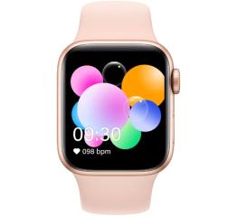 Купить Смарт часы T900 pink в Украине