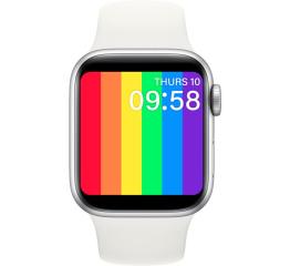 Купить Смарт часы T900 white в Украине