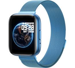 Купить Смарт-годинник T99 blue в Украине