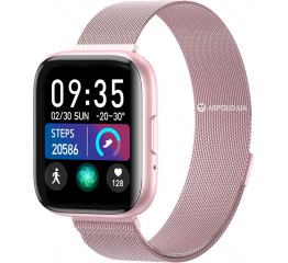 Купить Смарт-годинник T99 pink в Украине