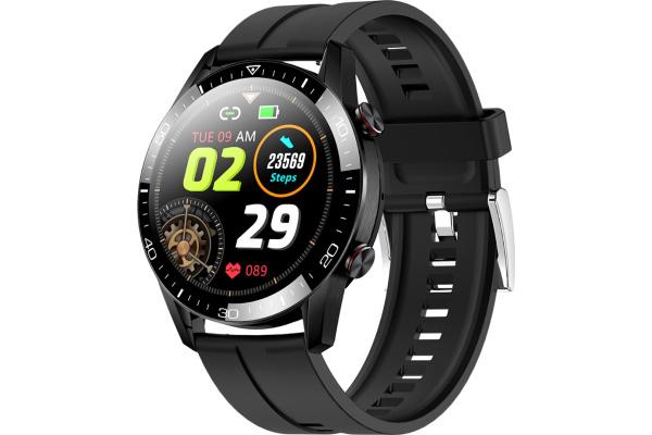 Смарт часы TK28 с ЭКГ black