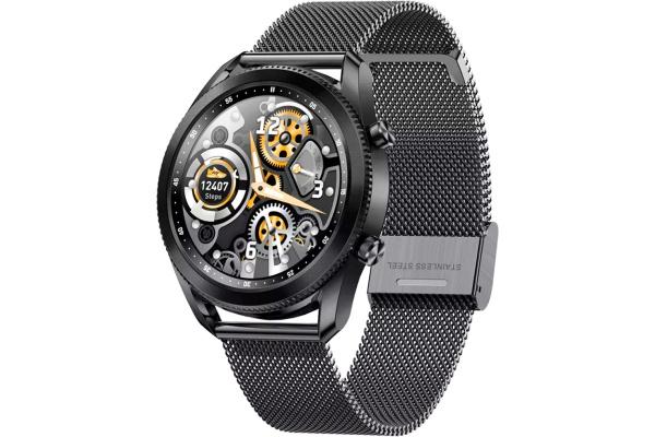 Смарт часы TK88 Metal black