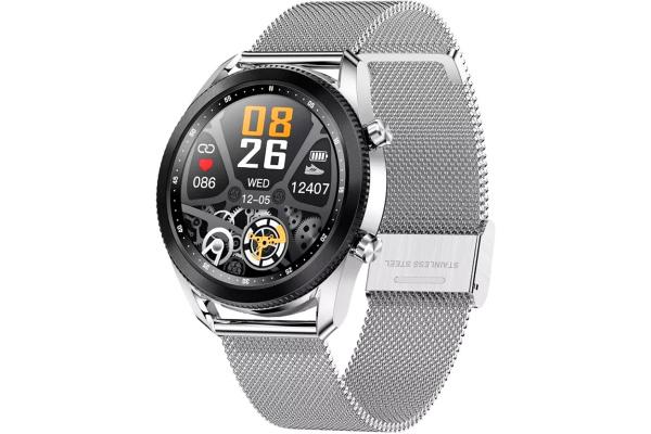 Смарт часы TK88 Metal silver