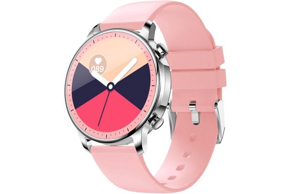 Смарт часы V23 pink
