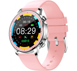 Купить Смарт-годинник V23 pink в Украине