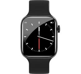 Купить Смарт часы W4 black в Украине