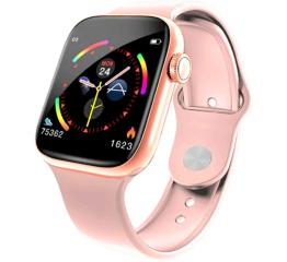 Купить Смарт часы W4 pink