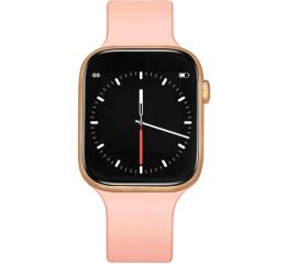 Купить Смарт часы W4 pink в Украине