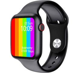 Купить Смарт часы W26 с ЭКГ black